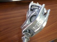 En74/BS1139 Scaffolding Swivel Coupler 48.3X48.3mm Drop Forged